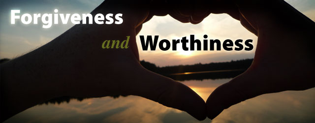 Forgiveness and Worthiness = Prosperity - Image