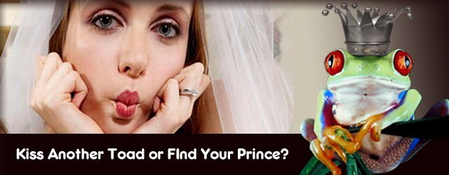 Another Toad or Find Your Prince? Image